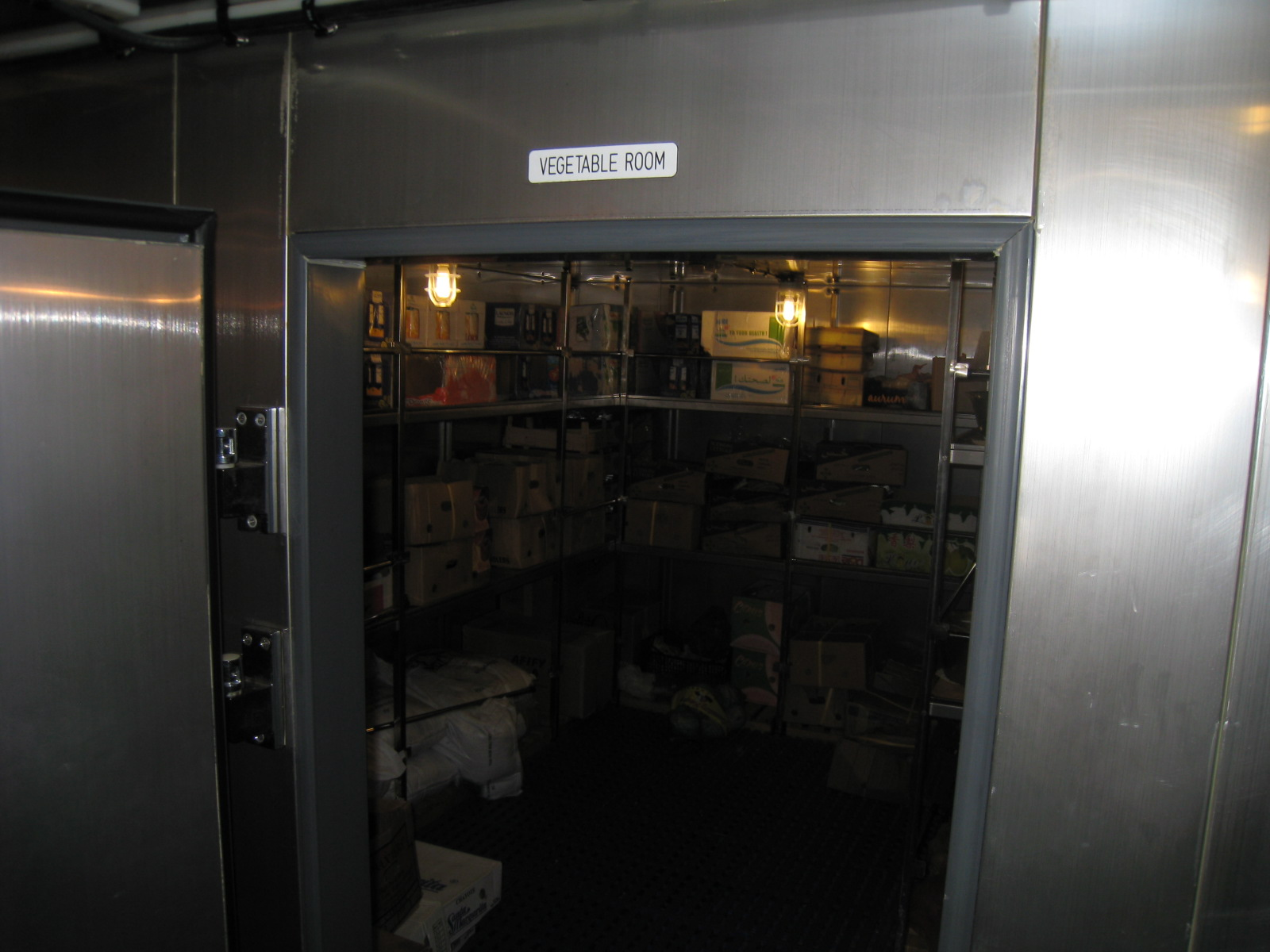 Cámaras frigoríficas en Sevilla