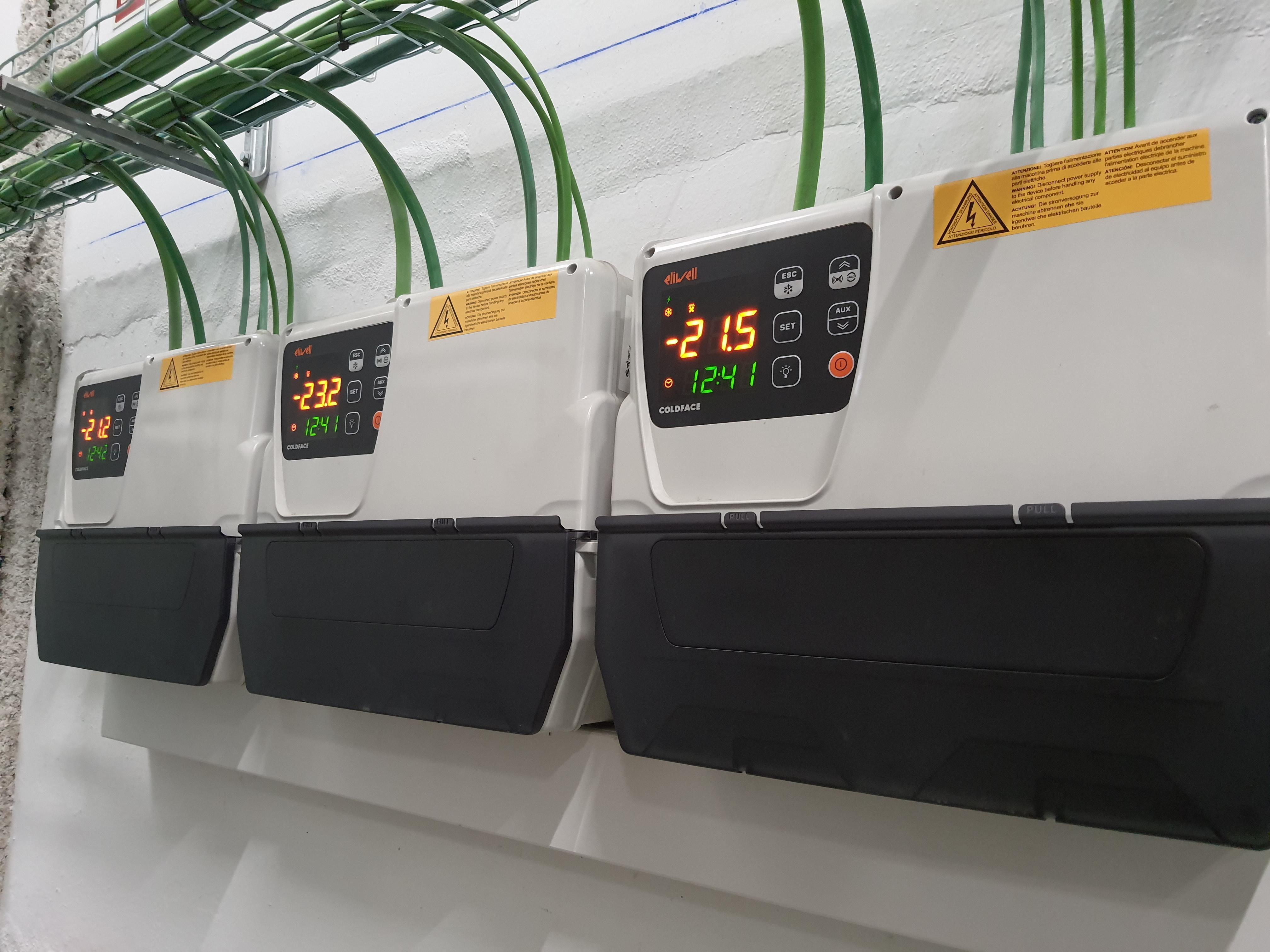 Empresa de cámaras frigoríficas en Sevilla