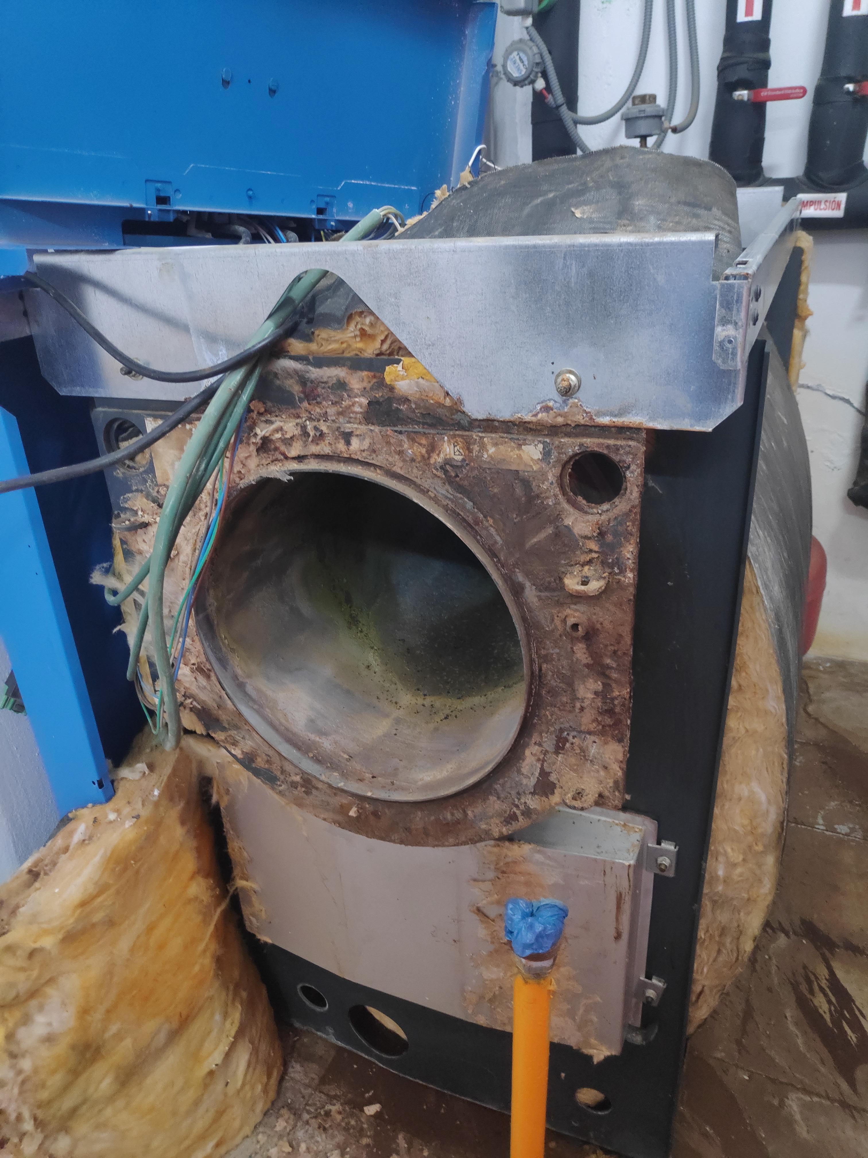 reparación de calderas Buderus en Sevilla