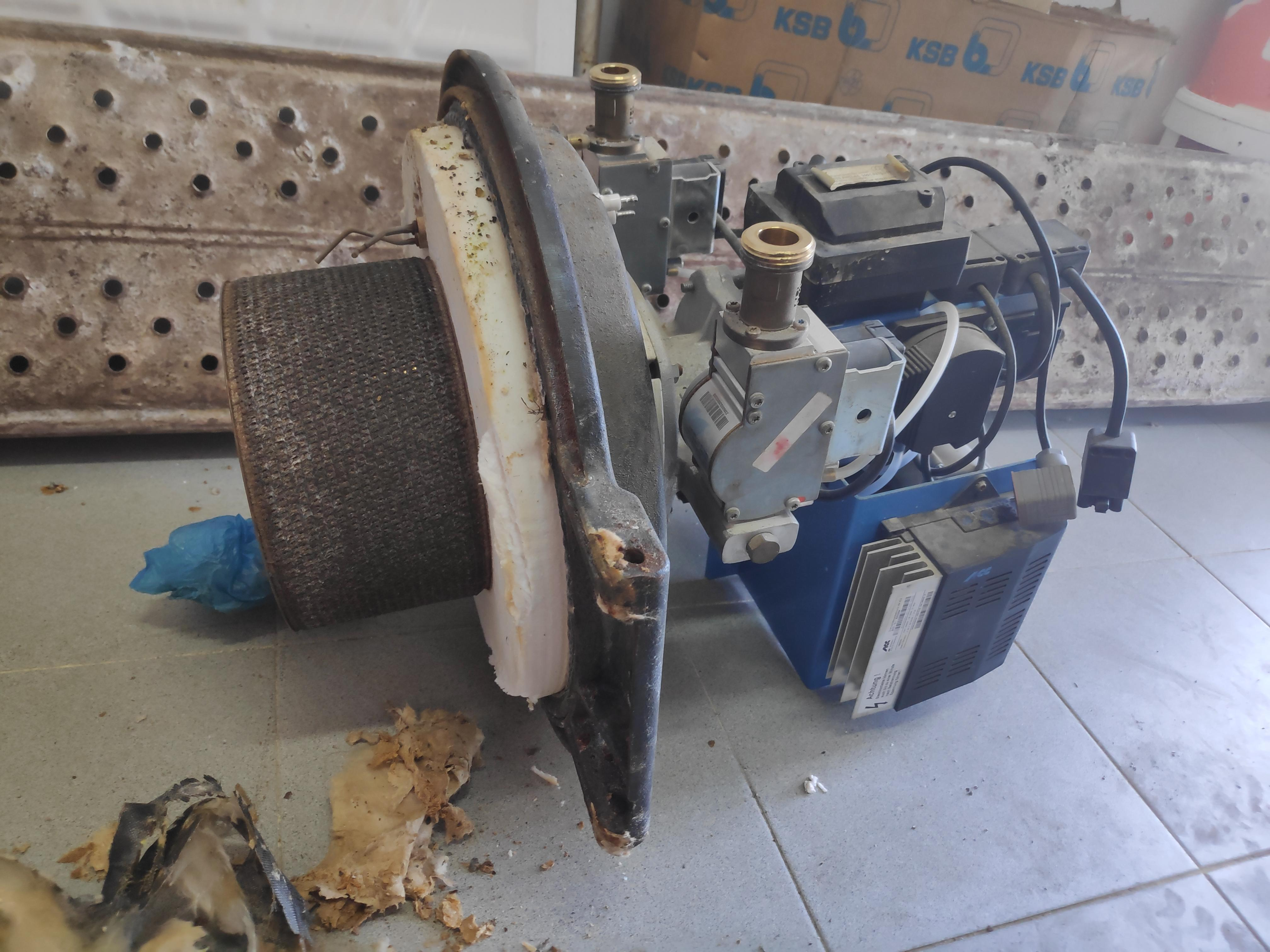 ¡Nuestro equipo especializado en reparación de calderas Buderus en Sevilla tiene la solución!